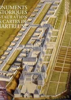 Monuments historiques Cartes de Chartreuse
