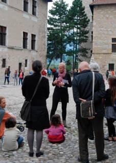 visite guidée d'une ville d'Art et d'Histoire
