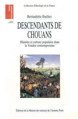 couv Descendants de Chouans