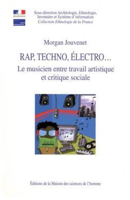 couv Rap techno életro