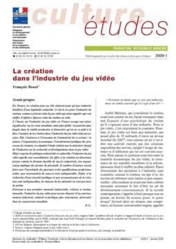La Création dans l'industrie du jeu vidéo