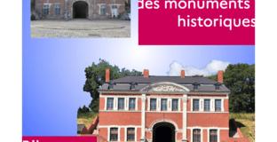 Couverture du bilan 2020 des Crédits consacrés à la conservation des monuments historiques
