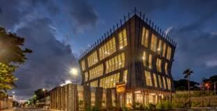 Médiathèque du Sud Sauvage - Saint-Joseph (La Réunion)