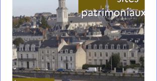 Couverture du bilan : Protection des sites patrimoniaux - État des lieux 2020