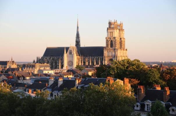 Cathédrale Sainte-Croix, Orléans