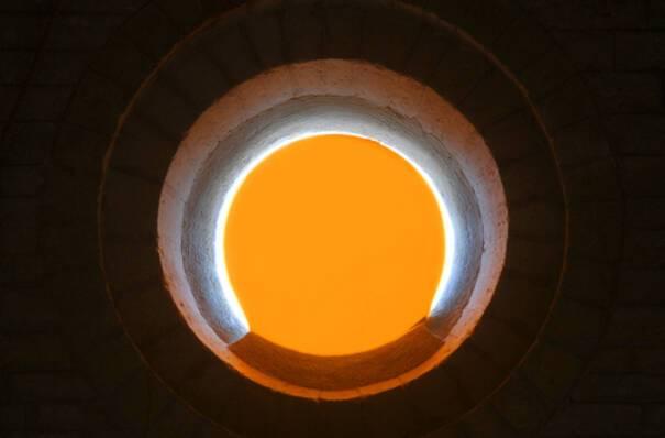 art contemporain commande publique chapelle de Grignan