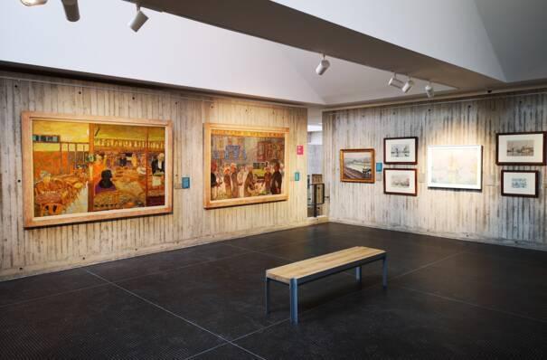 Besançon, musée des beaux-arts et d'archéologie / musée, Source : Wikimedia Commons