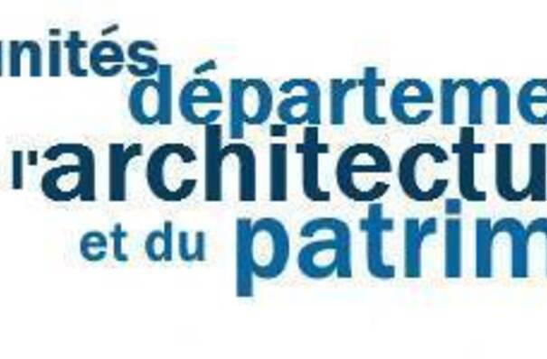 Logo ministère de la Culture + UDAP
