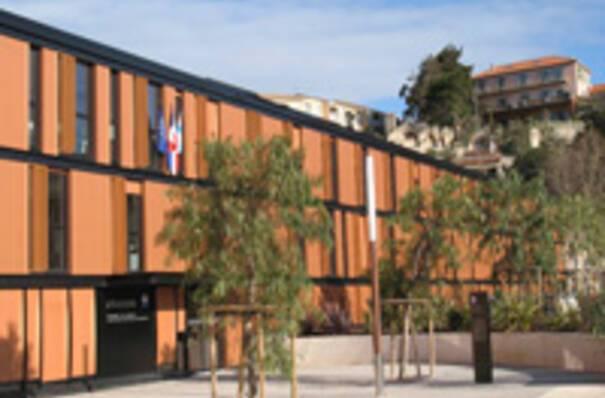 Bâtiment du DRASSM à Marseille