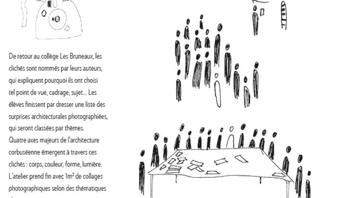 croquis d'organisation des groupes