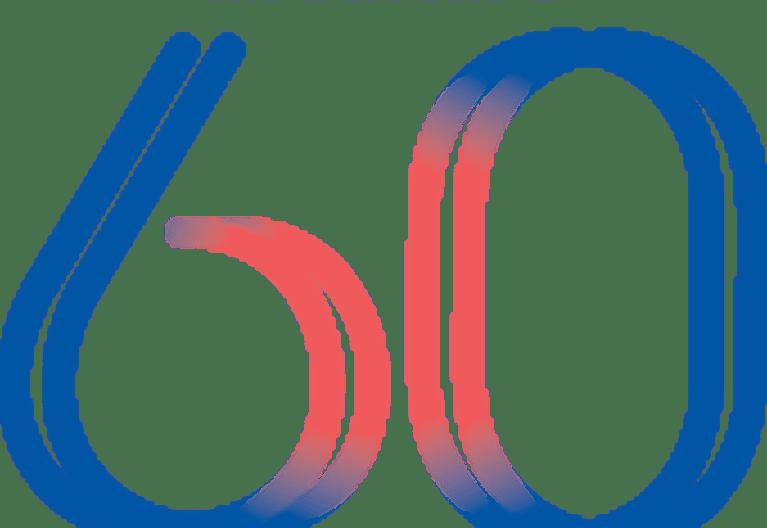 Logo 60e anniversaire MC