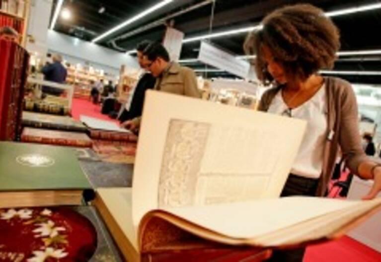Foire du livre Francfort