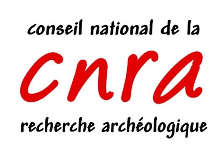 page d'accueil du Conseil national de la recherche archéologique