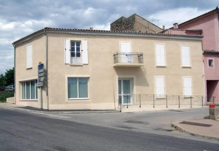 Le bâtiment après réhabilitation.