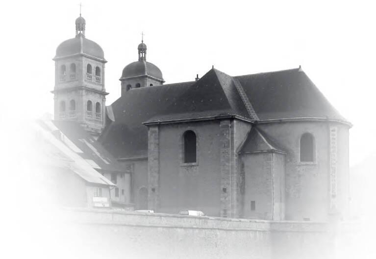Briançon - ancienne collégiale Notre-Dame