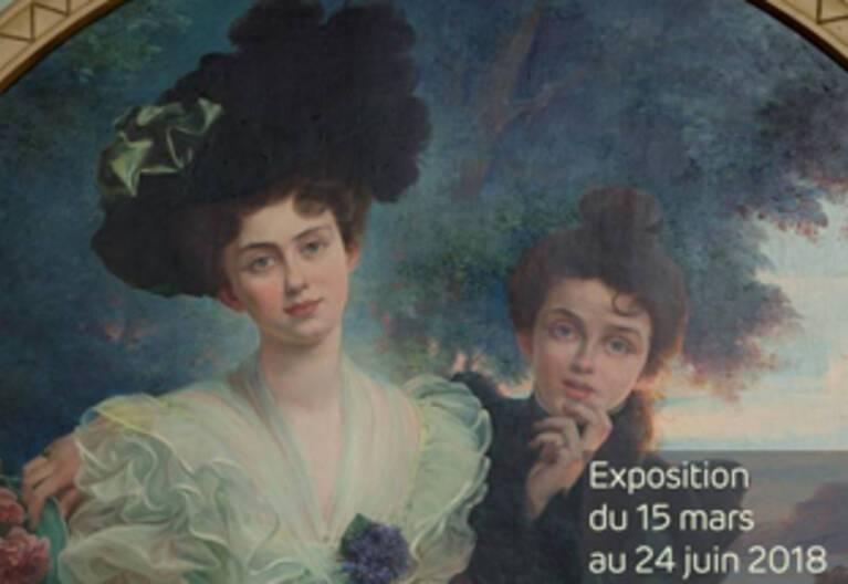 Exposition Claude Marie Edouard Et Guillaume Dubufe La Peinture En Heritage 1790 1909