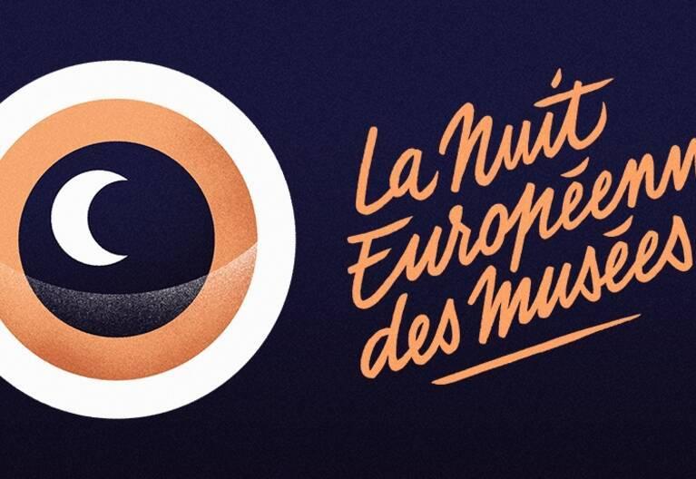 Visuel Nuit des musées 2019