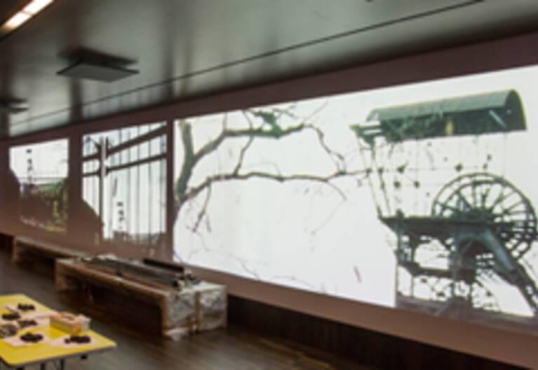 Musée de la mine Saint-Etienne - nouveau Couriot décembre 2014