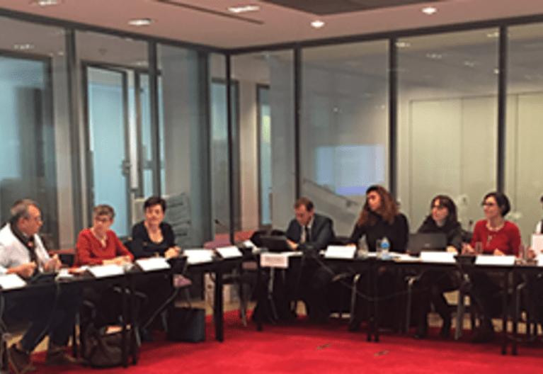 Groupe de travail sur les Collectivités 100% EAC