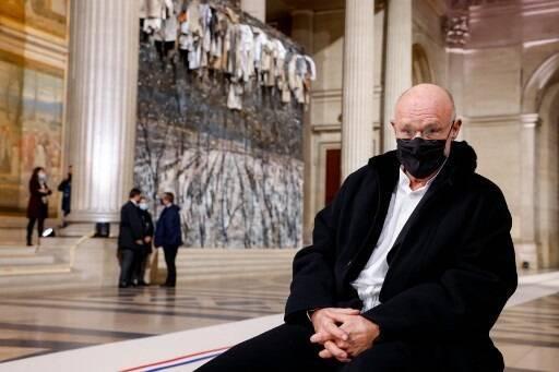 Anselm Kiefer - Genevoix - Panthéon