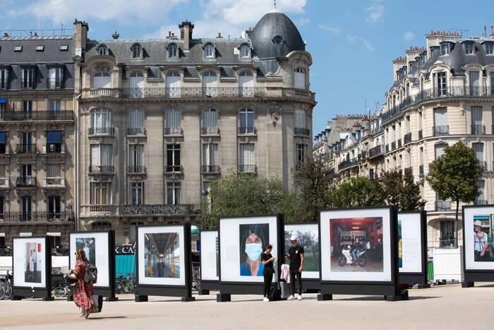 À Paris et Avignon, l'exposition Hexagone d'Éric Bouvet et Yan Morvan enfin « sur les rails »