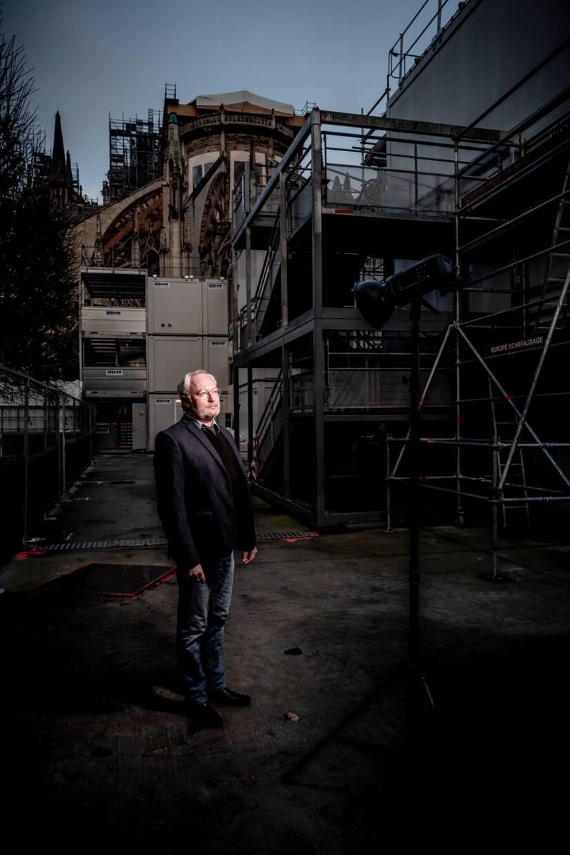 Ph Villeneuve - architecte de NDP