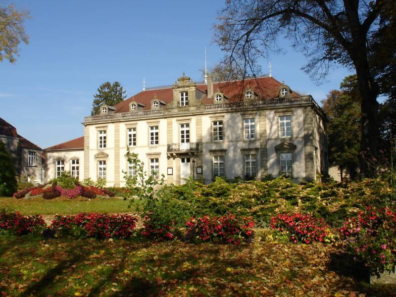 Château de Bourbonne les bains © Brigitte Clément