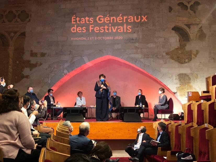 R. Bachelot - EG festivals