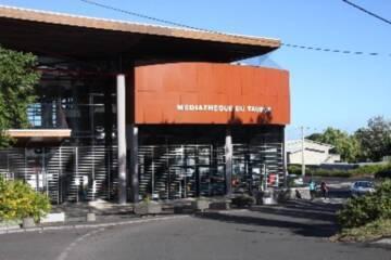 médiathèque La Réunion
