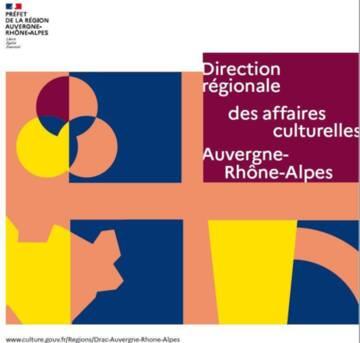 Plaquette DRAC Auvergne-Rhône-Alpes