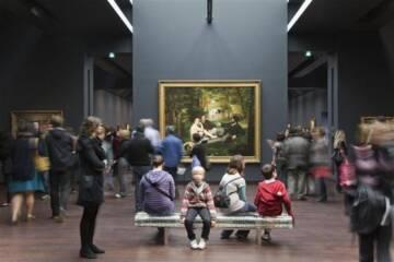 Musée d'Orsay : galerie des Impressionnistes Photo (C) Musée d'Orsay, Dist. RMN-Grand Palais / Sophie Boegly