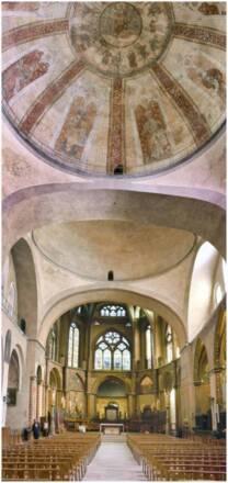 Coupoles cathédrale de Cahors