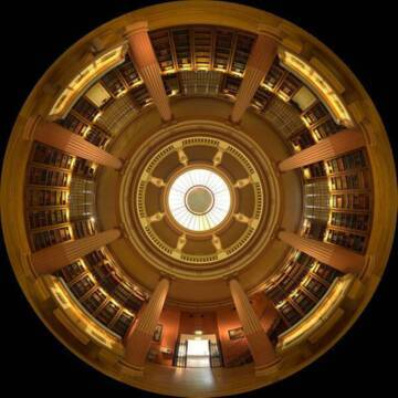 Bibliothèque du musée Guimet, Paris / source : Wikimedia Commons