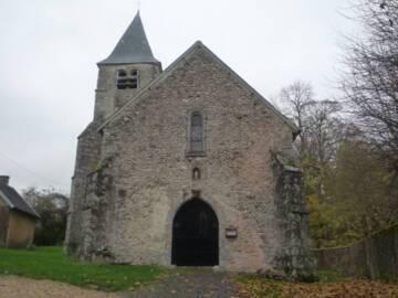 Moeurs-Verdey - Église Saint-Martin de Moeurs