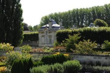 Parc du château de Blérancourt Photo (C) RMN-Grand Palais (Château de Blérancourt) / Gérard Blot