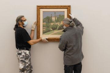 Morandi musée de Grenoble