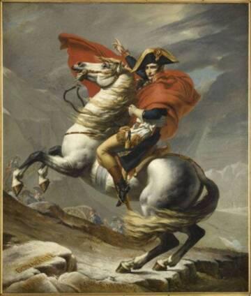 Bonaparte, premier consul par David