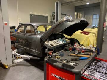 Atelier du Musée national de l'Automobile – Collection Schlumpf de Mulhouse