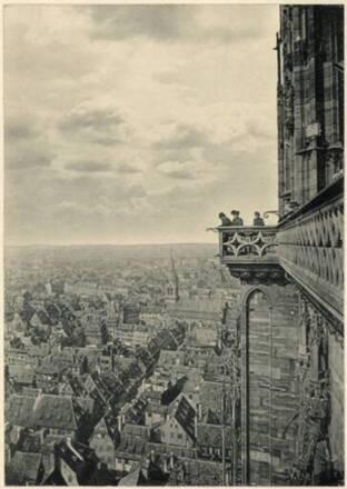 Fonds Denkmalarchiv - Cathédrale de Strasbourg