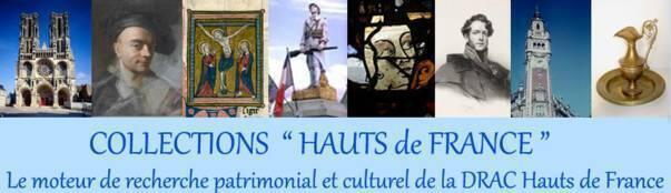 Bandeau moteur de recherches Collection Hauts-de-France