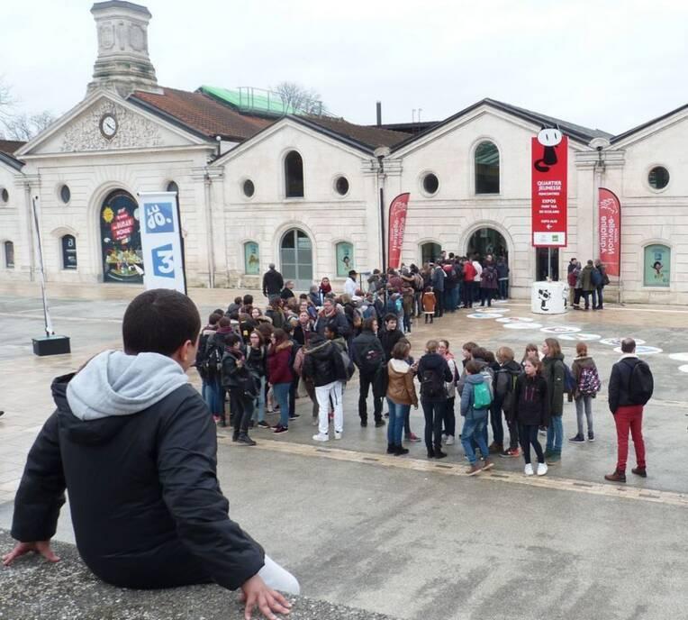 2021-2022 PACTE 2 et 3 - 2e session 2021 Poitiers - Projet artistique et culturel en territoire éducatif