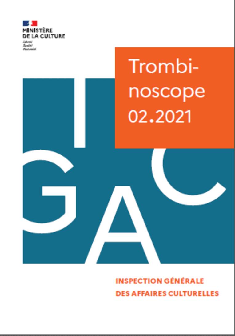 Trombinoscope IGAC - février 2021