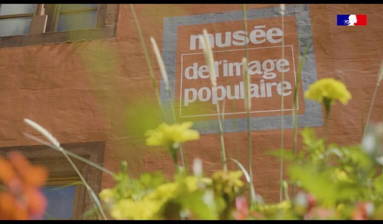Vidéo - Le musée de l'image populaire à Val-de-Moder (Bas-Rhin) - épisode 3