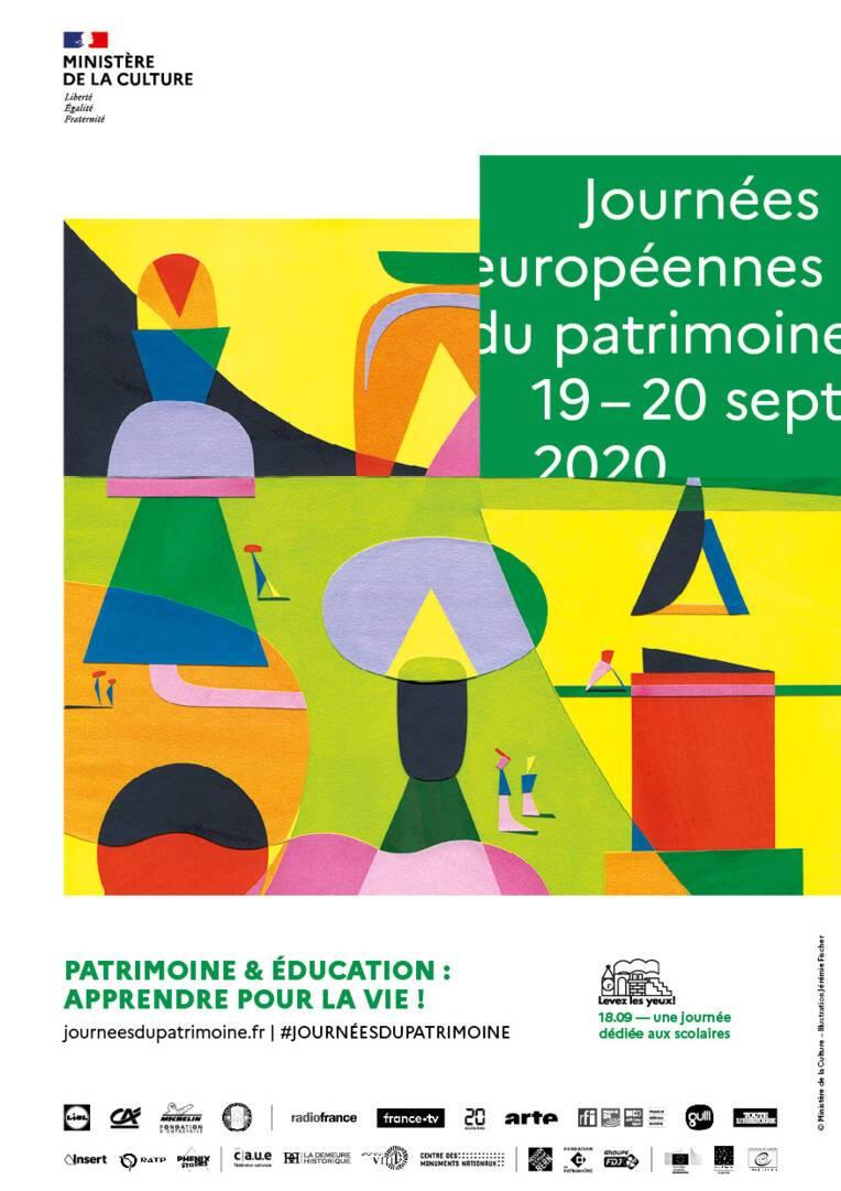 Journées européennes du Patrimoine - Appel à projet 2020