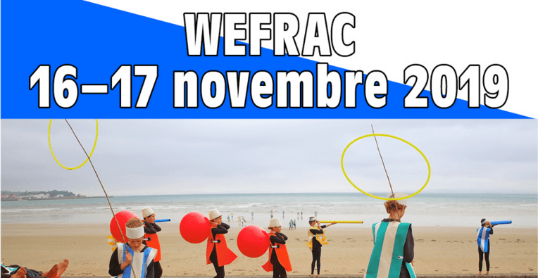 WeFrac, le week-end des Frac 2019