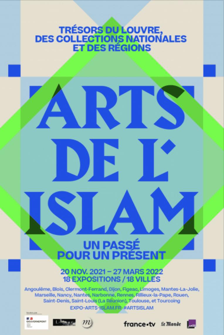 Exposition nationale « Arts de l'Islam » au musée de la Céramique de Rouen et partout en France