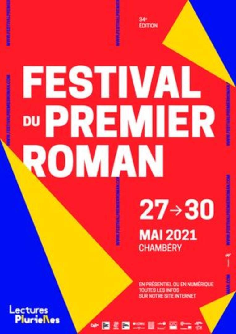 Chambéry, 34e édition du Festival du premier roman