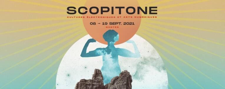 Festival Scopitone du 8 au 19 septembre 2021 à Nantes