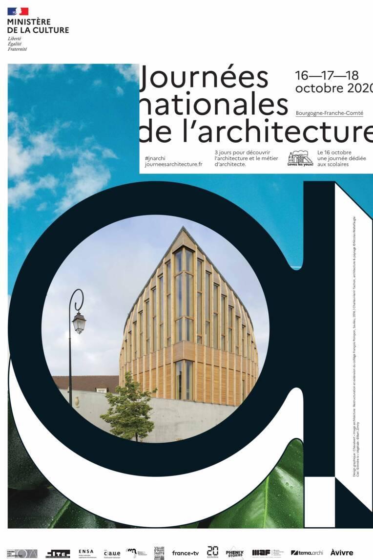 Journées nationales de l'architecture 16-17-18 Octobre