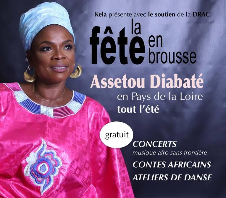 Eté culturel 2021 : Kela, la fête en brousse